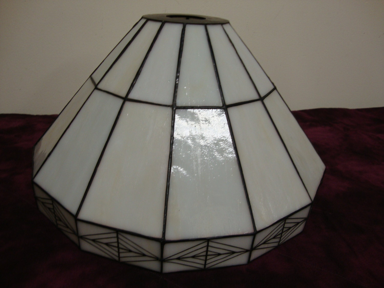 dale tiffany glass panel lamp shade. Black Bedroom Furniture Sets. Home Design Ideas