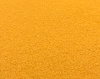 Gold Felt Sheets - 6 pcs - Rainbow Classic Eco Fi Craft Felt Supplies