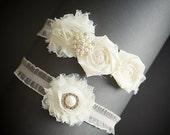Wedding Garter , Bridal Garter ,Wedding Garter Set , Toss Garter ,Organza Garter , Satin Garter , Wedding  Accessories