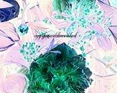 Utlra violetFine Art Floral Photography Emerald Peony Dream#savethepollinators