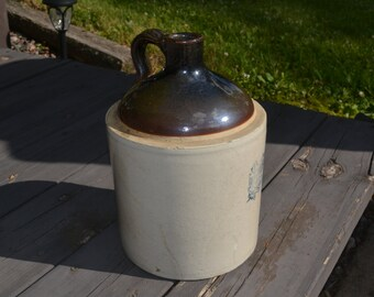 Gallon Jug with Handle from Western Stoneware