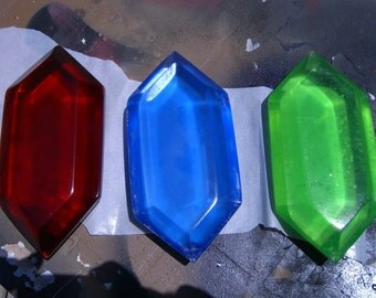 Large Rupees from The Legend of Zelda