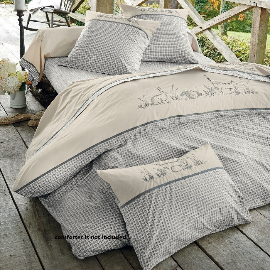 Sale Shabby Chic Arts Cotton SpringFresh Rustic Bedding Set