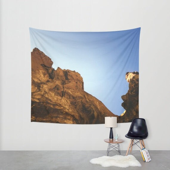Hanging Tapestry Wall Tapestry Smith Rock Bend Oregon