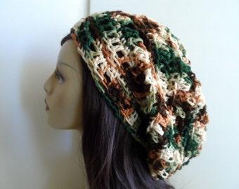 PDF DOWNLOAD instant digital download, Slouchy Hat Pattern, Crochet Slouchy Beanie pattern, Urban beanie Pattern, hippie hat pattern