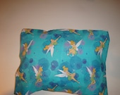 Tinkerbell Travel Pillow Case or Sham
