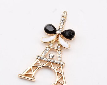1 Piece Tower Alloy Bling Bling Decoden Piece for your craft projects