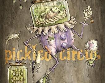 Mr Pickles & His Performing Pooch