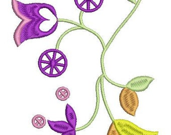 SALE!  flowers- Machine Embroidery Design for 4*4 & 7*5.2 hoopsSALE!