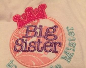 Big Sister shirt