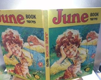 June annual, 1975, fair condition