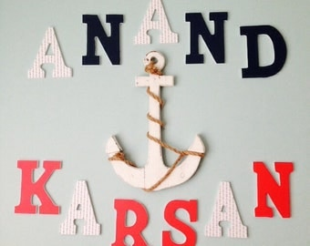 Personalized Name wall hanging