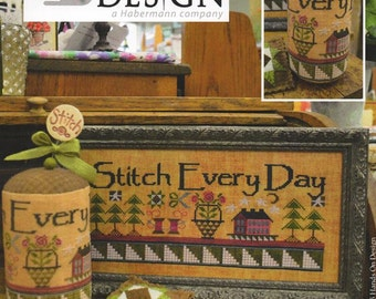 Cross Stitch Patterns - Stitch Every Day