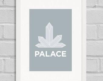 Crystal Palace Pâté - Giclée Art Print