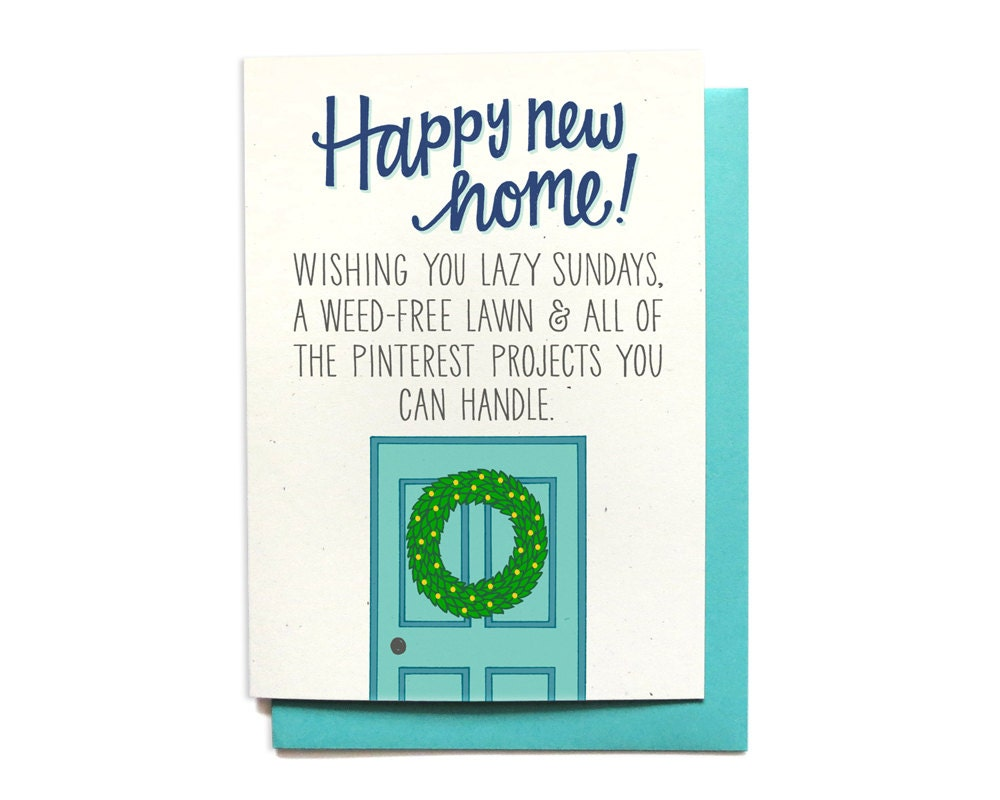 Funny housewarming card pinterest funny moving card new What is house warming