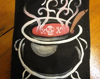 Skull Cauldron Patch