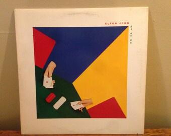 "Elton John ""21 At 33"" vinyl record"
