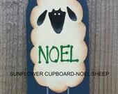 NOEL SHEEP