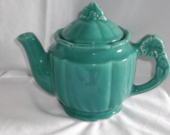 Vintage USA Pottery Teapot