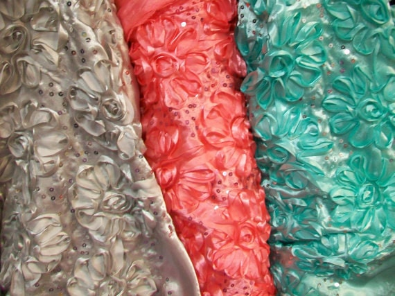 Sea Foam Crib Skirt Sea Green Dust Ruffle Seaglass Nursery