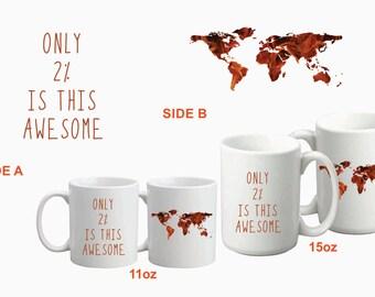 2 Percent Mug