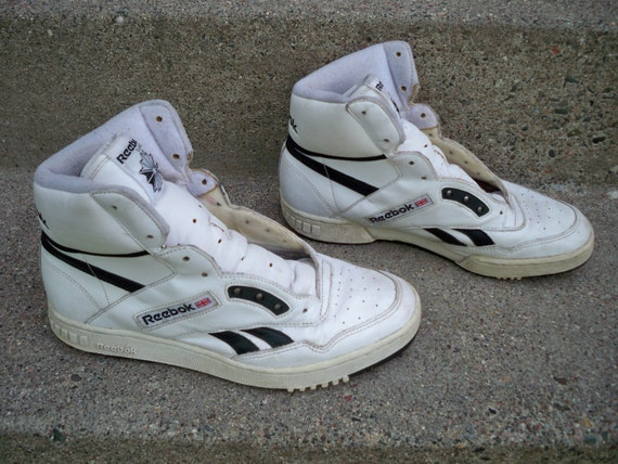reebok classic high top sneakers