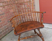 Antique American comb back windsor arm chair  a superb antique American windsor chair windsor armchair American furniture traditional