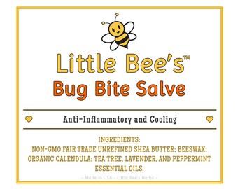 Bug Bite Salve