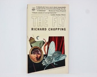 The Fly by Richard Chopping 1966 Vintage Erotica Book