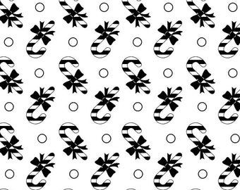 Craft Concepts Embossing Folder - Funky Christmas Collection - Candy Canes