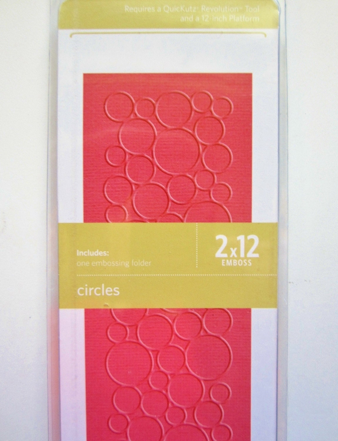 Lifestyle crafts embossing folders - Sold By Scrapinators