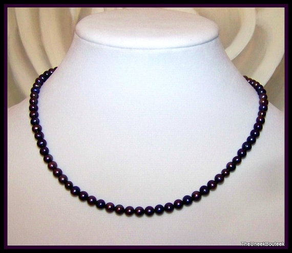 mens pearl jewelry s tahitian pearl lunar necklace ooak 9732