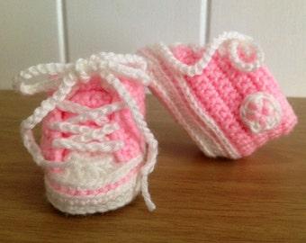 Baby Crochet Sneaker
