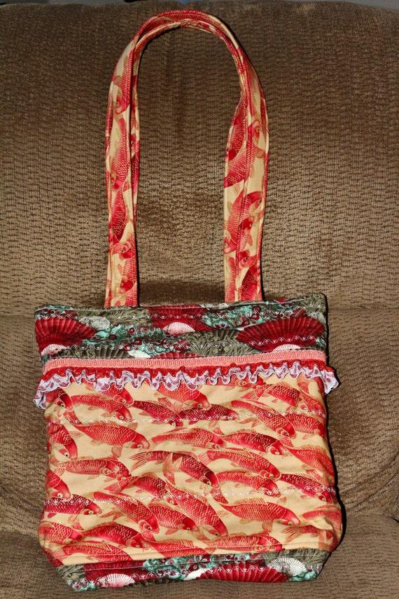 Koi purse for Koi fish purse