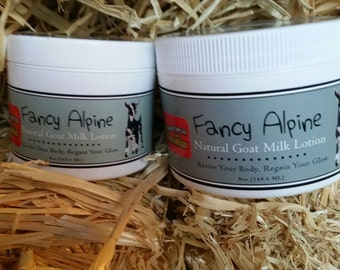 Natural Unscented Goat Milk Lotion for the most sensitive of skins
