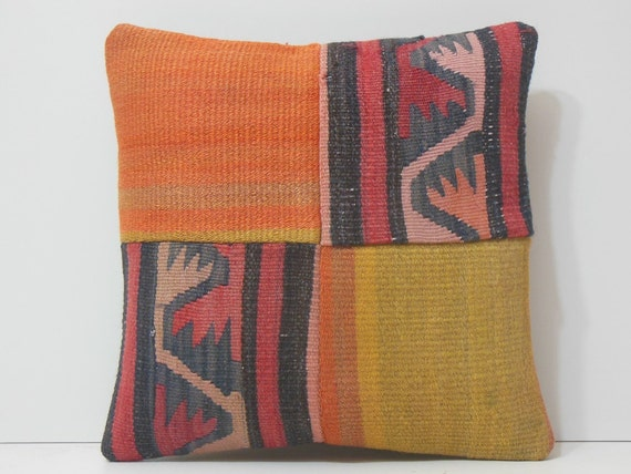 Quirky Floor Pillows : unusual cushion primitive pillow large rug by DECOLICKILIMPILLOWS