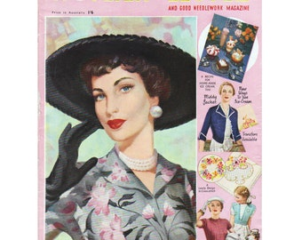 Woman and Home magazine, July 1953