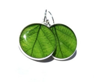 Leaf Earrings,Green Leaf, Leaf Dangle Earrings,garden earrings,spring Leaves Earrings,Nature Earrings,Green Leaf Earrings, Green Leaves