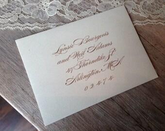 RSVP Envelope Printing