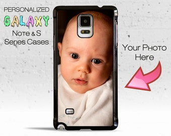 Personalized Case Cover for Samsung Galaxy Note 1/2/3/4/5/s3/s4/Mini/s5/s6/Edge/Active