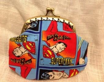Superman Coin Purse