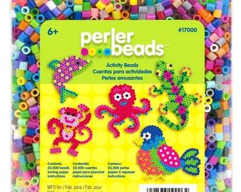 22,000pcs  Count Bead Jar Multi-Mix Colors