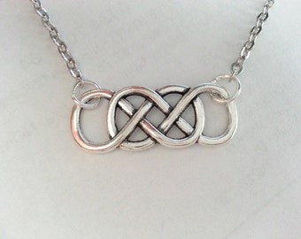 Double Infinity Necklace,  Revenge,  Infinity times Infinity