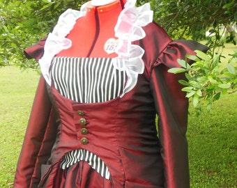 Custom Made  Women's Steampunk Dress