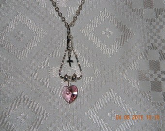 Marriage/Relationship Triangle Necklace
