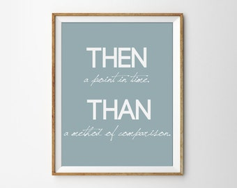 educational print teacher print teacher poster blue poster typography print classroom - Teacher Pictures To Print