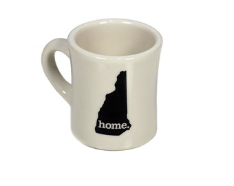 New Hampshire home. Ceramic Coffee Mug