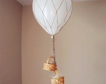 Hot air balloon theme decoration net,hot air balloon decor , wedding balloons decoration net,party balloons decoration net