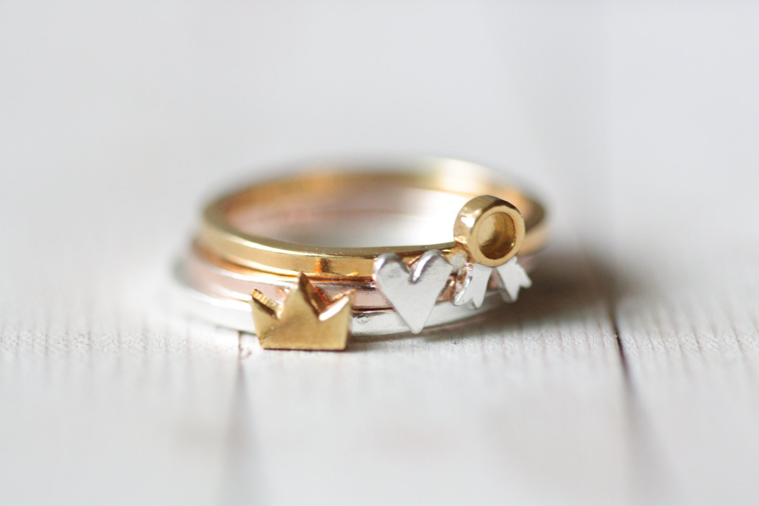 s day ring gold ring silver ring gold ring