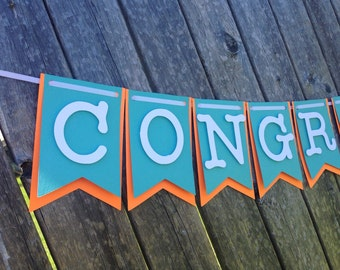 Graduation banner, Congratulations banner, graduation decorations